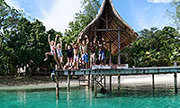 Welcome to Papatura Island Retreat